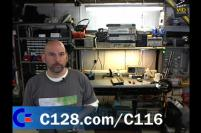 Bil Herd Video on Commodore C116