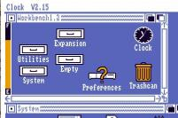 amiga, commodore, eric cotten, clock, icon challanger, disaster