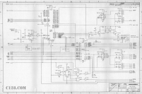 Schematics for C64 Plus with 80 Columns