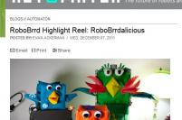 Robotgrrl on IEEE