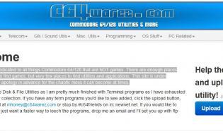 C64warez - Commodore 64/128 Utilities and more