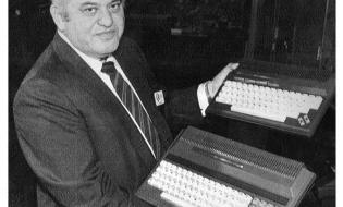 Jack Tramiel, Commodore, CES, 1984, 264, 364
