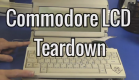 Commodore LCD Teardown